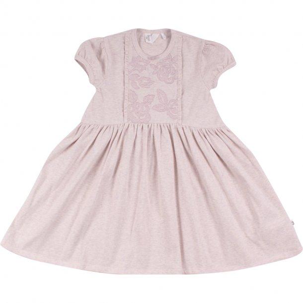 Müsli Cozy me dress - rose melange