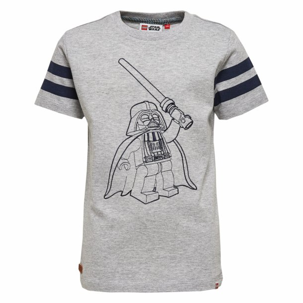 LEGO, TEO 350, STAR WARS T-Shirt in grau