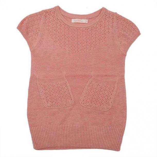 MINI, Süßes Strick Kleid in rosa