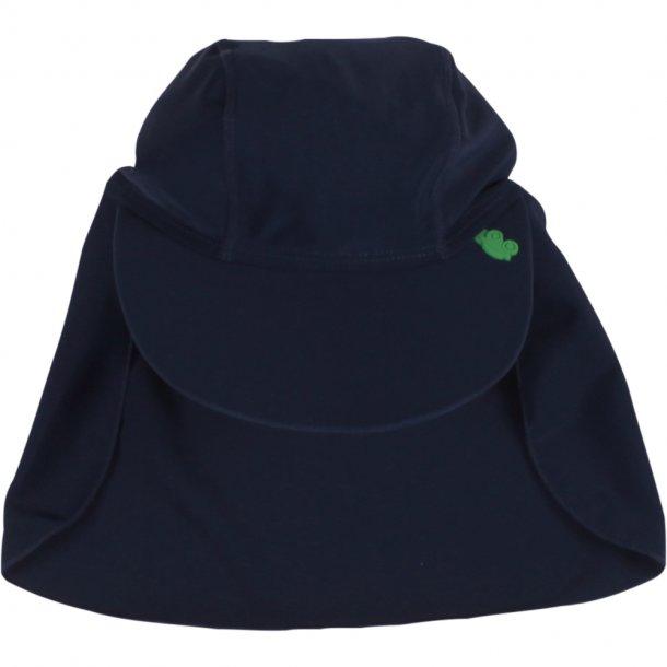 Fred's world - Swim hat - UV 50 - Sonnenschutzmütze in Navy