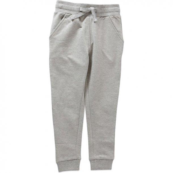 Nordic Label - schönes Basis Sweat Pants in grey melange