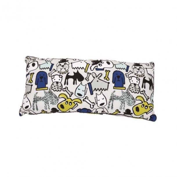 D' luks by us Kissen mit Hundedruck