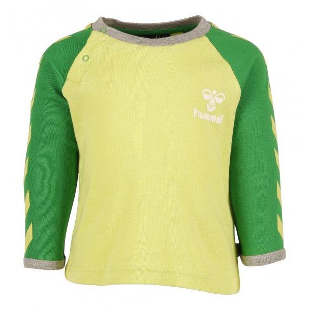 Cooles T-Shirt in Grüne Farben