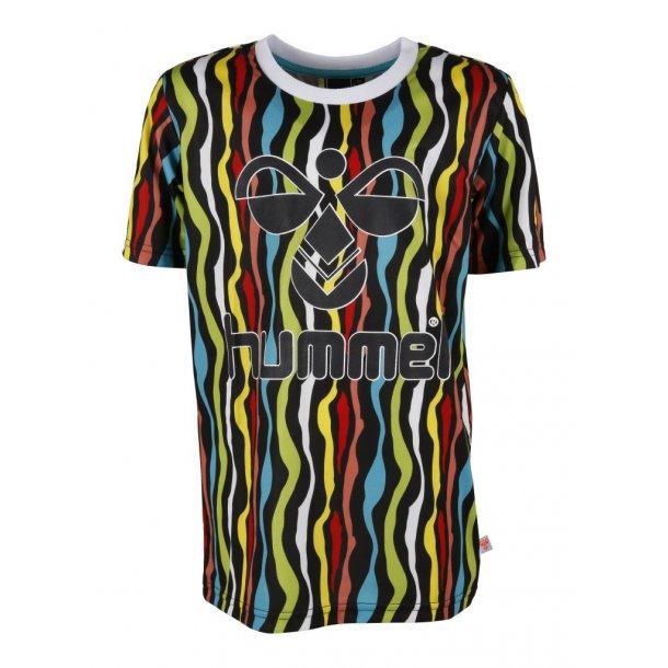 ZEUS TEE, t-shirt in schöne Farben von Hummel