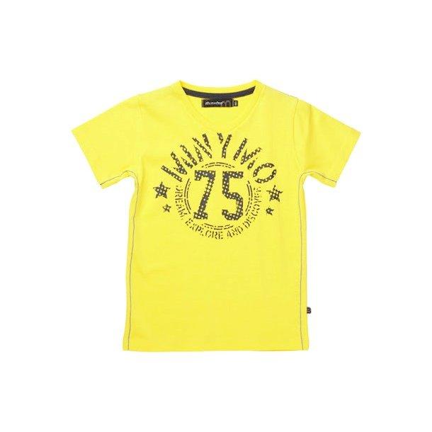 Cool gelbes T- Shirt