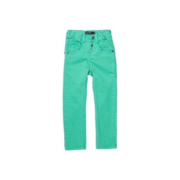 Coole Jeans, grün