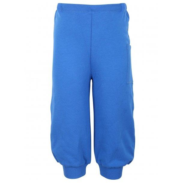 Bequeme blau Baggy Hosen in Royal Blau von Danefæ