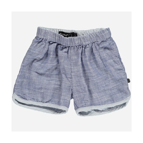 Superweiche dunkelblaue Baggy  Shorts