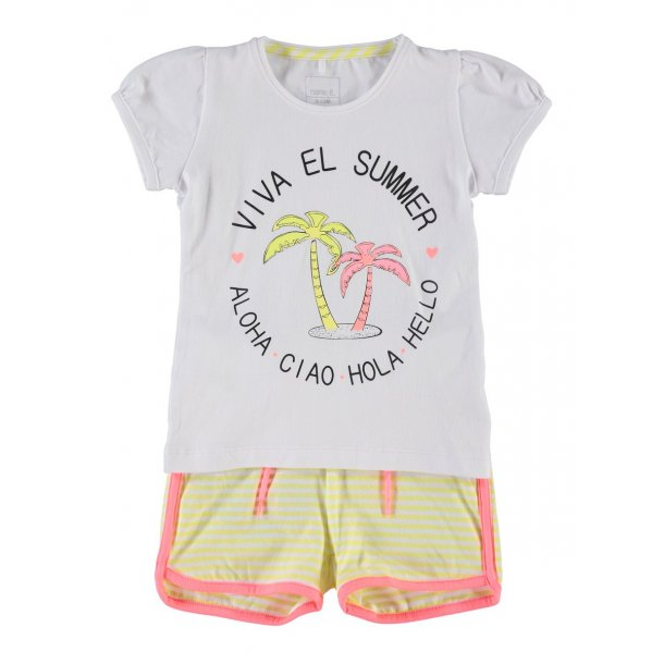 ZULLI MINI SS SHORTSSET 215 - von Name it