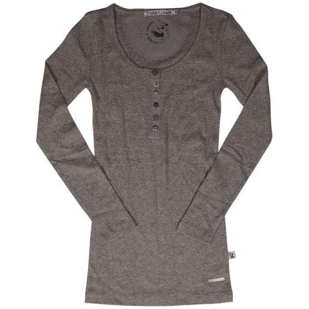 Super schön Shirt in grau von Frankie & Liberty