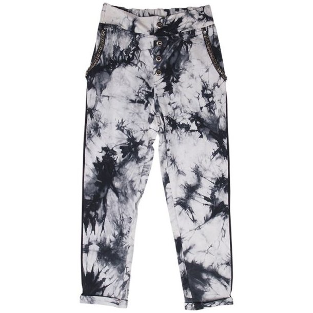 Tolle Leggings/Hosen in schwarz und weiss Muster von Frankie & Liberty