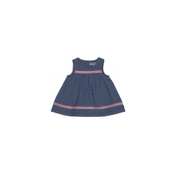 Süßes Kleid in denim farbe von Bombibitt