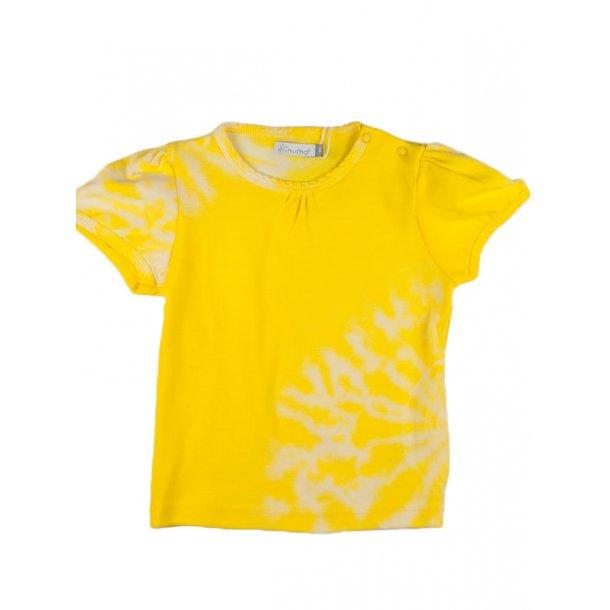 Hübsche Gelbe Bluse