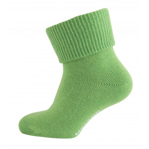 günstig kaufen Mode-Design Super Specials Socken mit Umschlag, Grass grüne