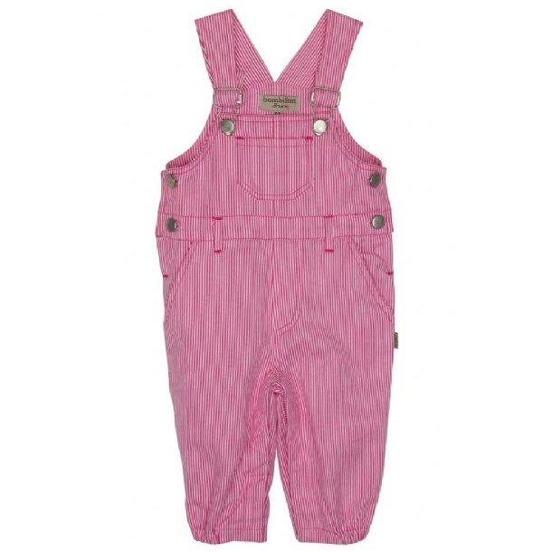 Overall im Pink und Weiß gestreift von Bombibitt