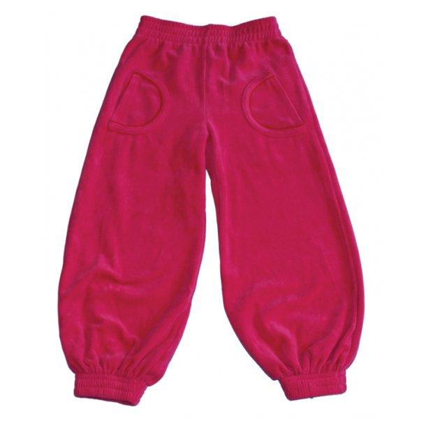 Pink Nickihosen