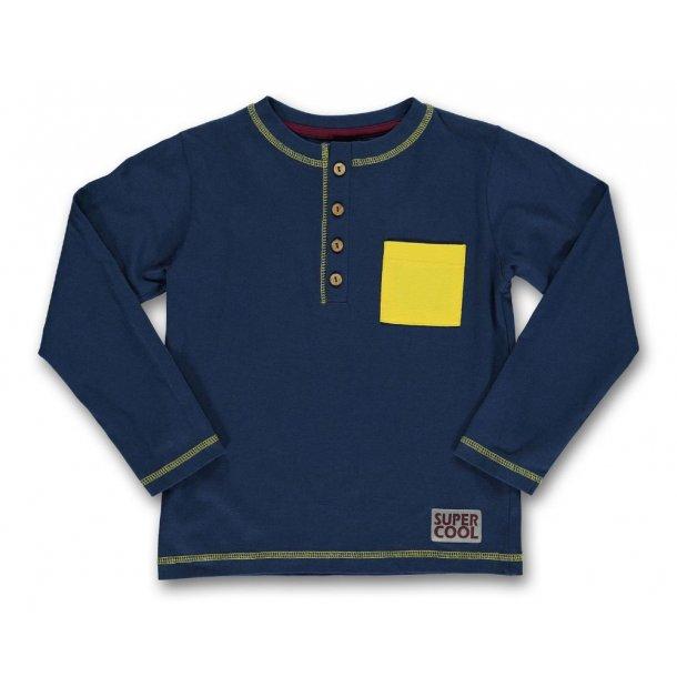 Super cool dunkelblau bluse von Bombibitt
