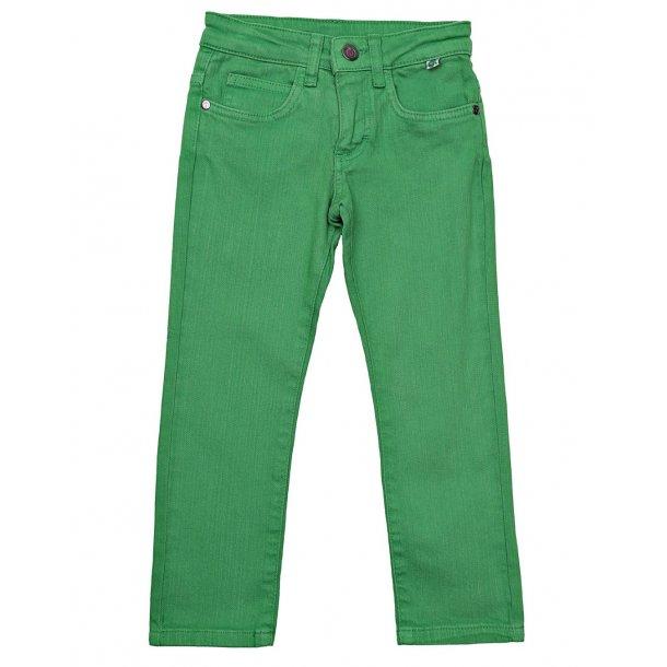 Coole grüne Jeans