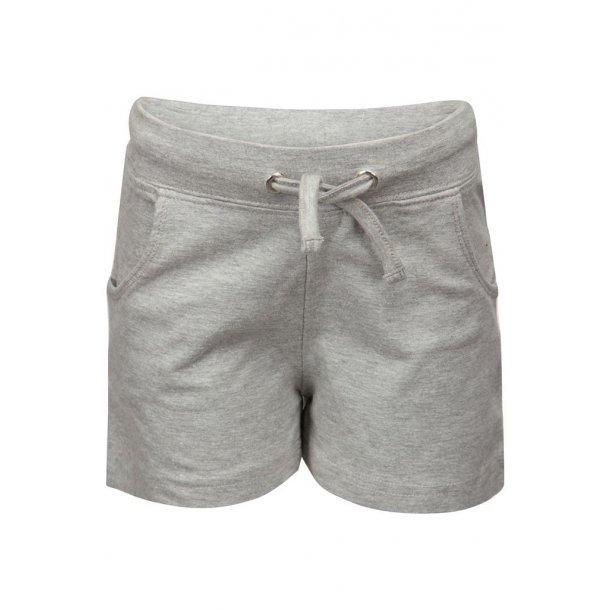 Graumelierte tolle Sommer Shorts von bombiBitt, unentbehrlich und praktisch
