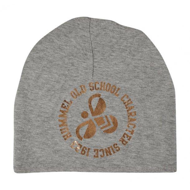 Schöner graumelierte Hut - HANK - mit Hummel Logo in Kobber, von Hummel
