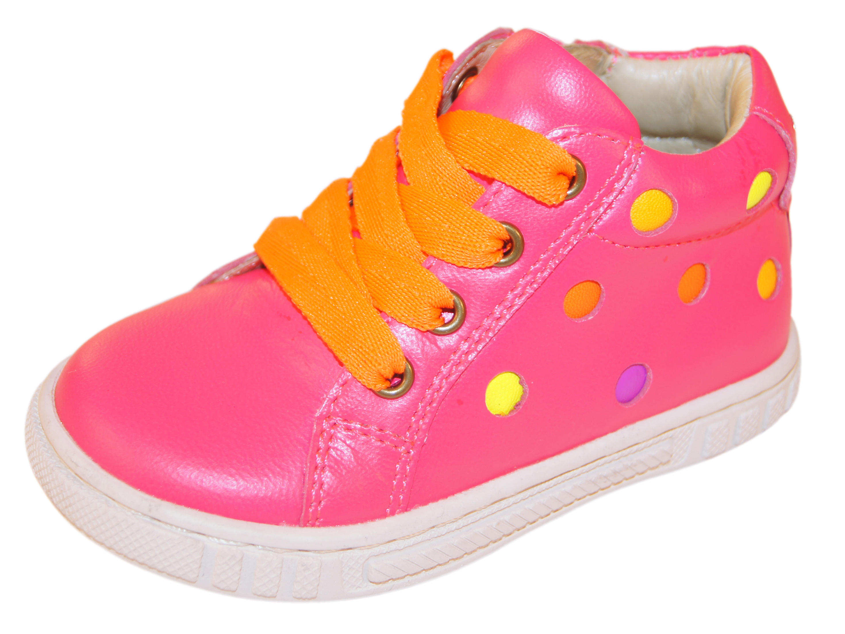 8d637a34314a Sneakers i neon pink m. orange