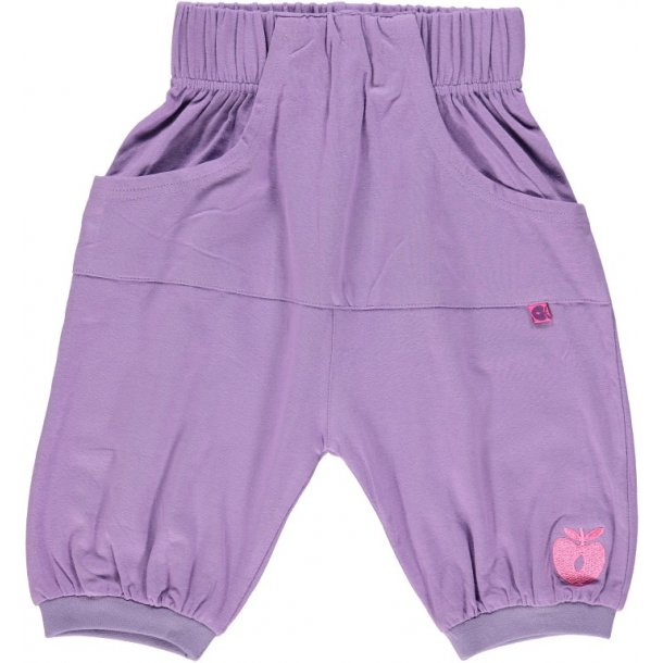 Super tolle Jersey Baggy-Shorts in Lila, von Smafolk
