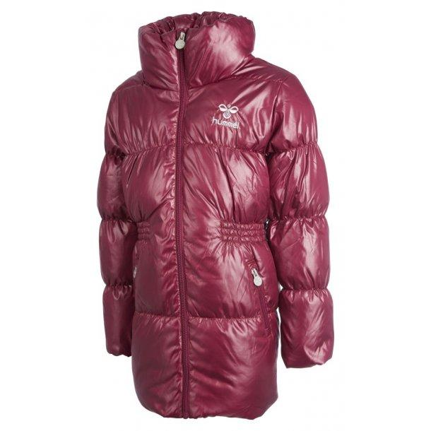 Super tolle Bordeaux Winter Jacke
