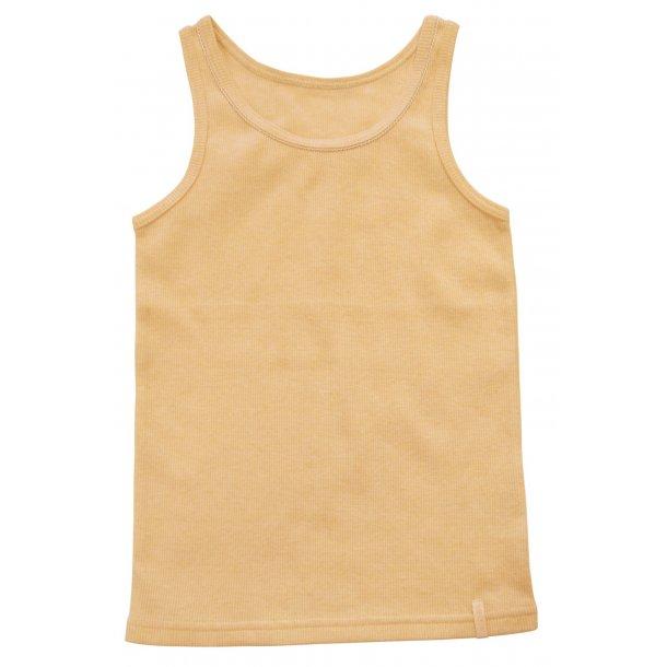 Schönes Unterhemd in gelb - von Melton