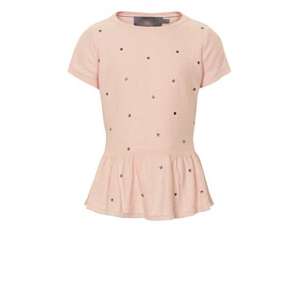 Tolles Strick-bluse in rosa von Creamie