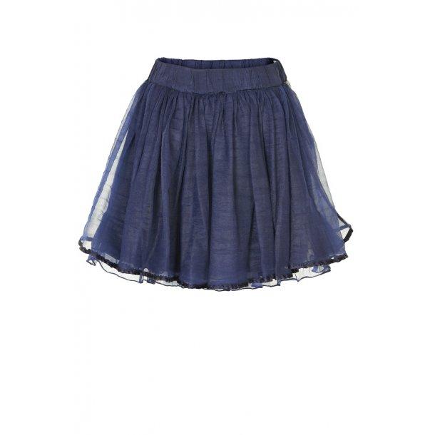 Schönes Navy Tüll Rock - Silvia Skirt - von Creamie