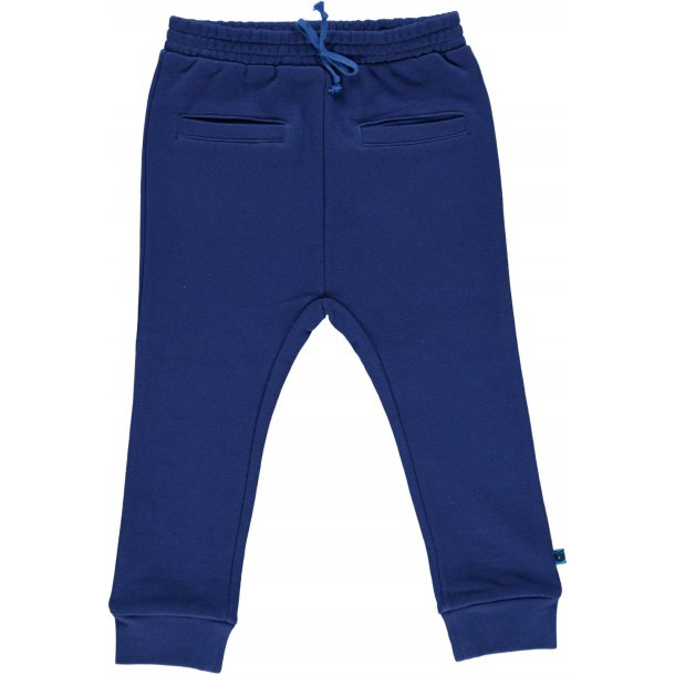 Sweat Pants, Navy - von Småfolk