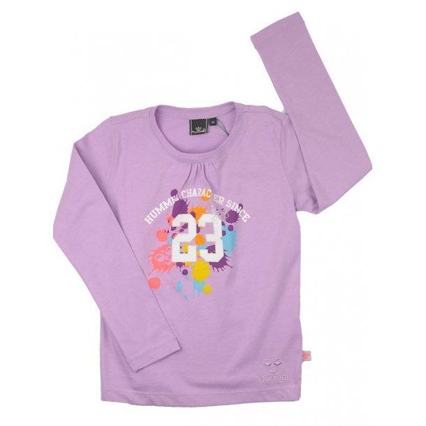 Hummel Bluse  in Lavendel