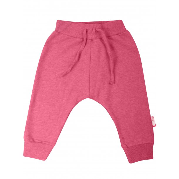 Danefae - Bronze Pants - Bequeme Sweat Hosen in Granny Rose