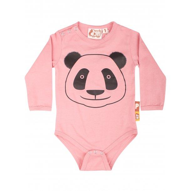 DYR CPH - Danefae Body - Rosa mit einem süßen Panda