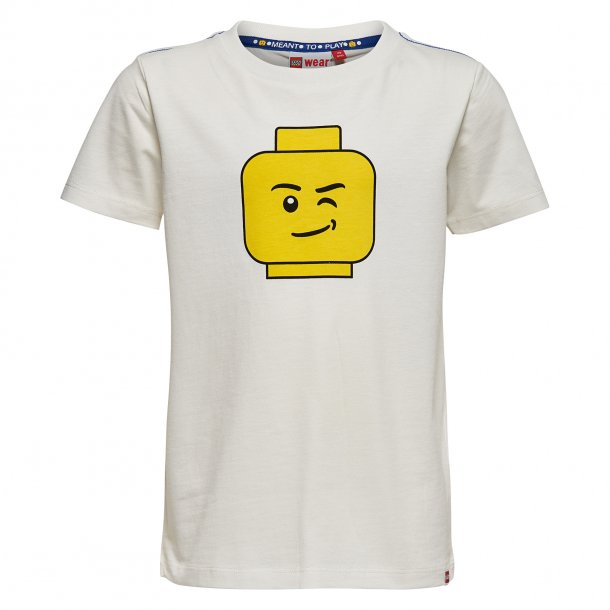 Lego Wear - TONY 710 - klassische off-white T-shirt