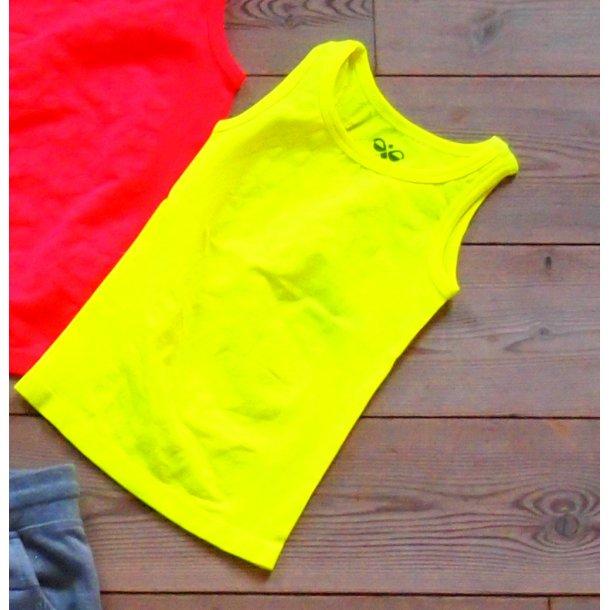 Tank Top in Neon gelb