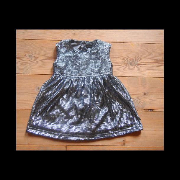 Silbernes Baby Kleid