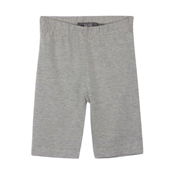 Graumelierte Shorts von bombiBitt, unentbehrlich und praktisch