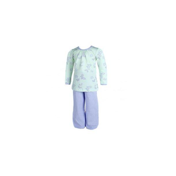 Schlafanzug mit Scmetterlinge