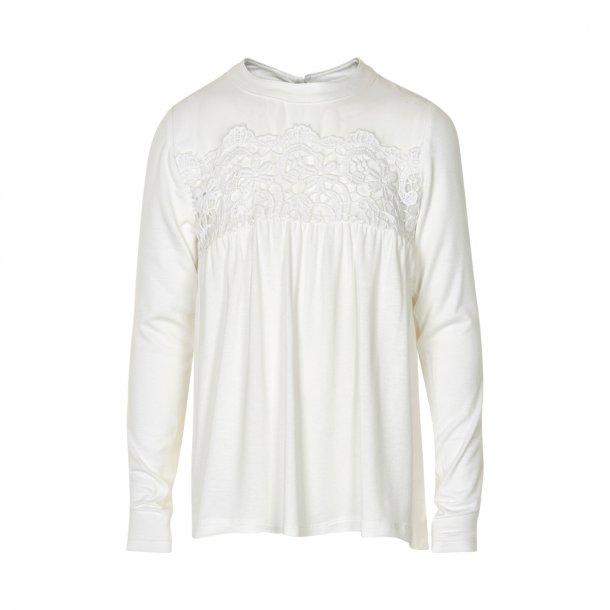 Creamie - ESMARALDA - schöner weiße Bluse