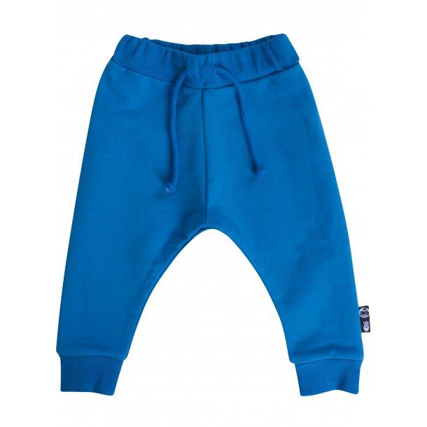 Danefae - Bronze Pants - Bequeme Petrol Baggy-Hosen