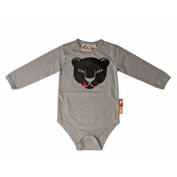 DYR CPH - Danefae Body - Grau mit einem schwarzen Panther