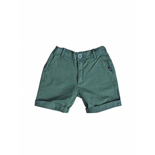 Danefae GAUCHO Shorts i Khaki-grün