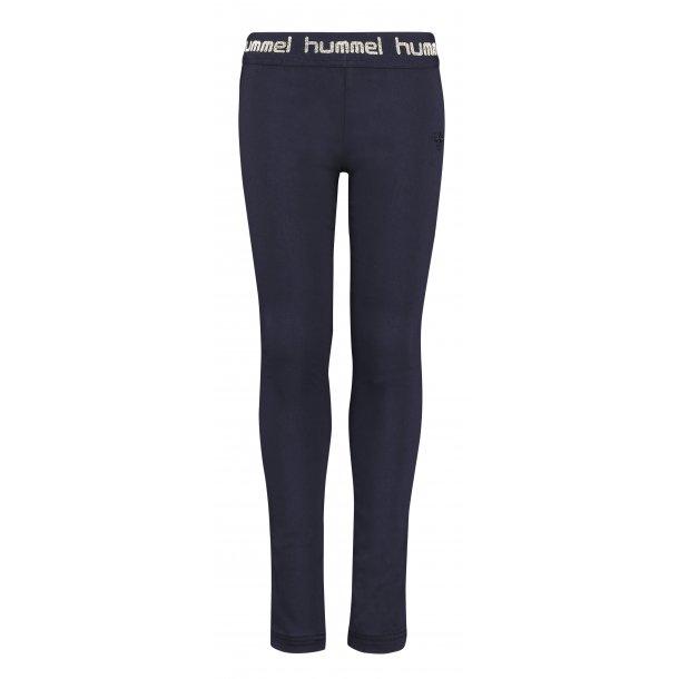 Hummel IRIS Pants - Schöne Navy Hosen / Leggings