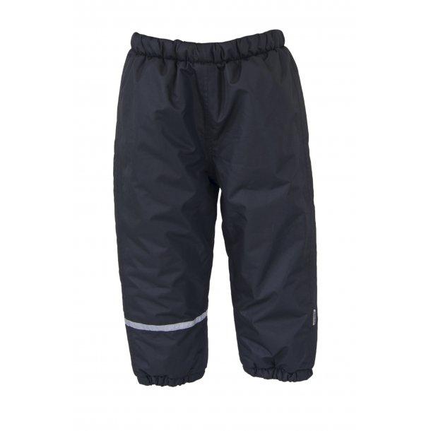 Mikk-Line - schöne und funktioneller Ski-Hosen in schwarz