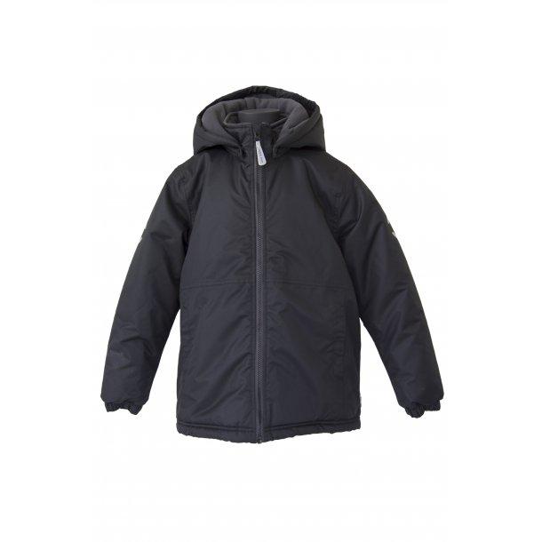 Mikk-Line - Sehr praktische Winterjacke in schwarz