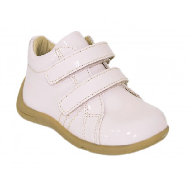 Move by Melton - Infant Classic Anfängerschuh - Dusty Rose Patent