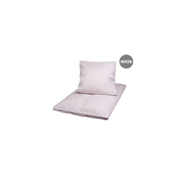 Müsli - Home - Schönes Rosa-gestreiften Bettwäsche für Baby