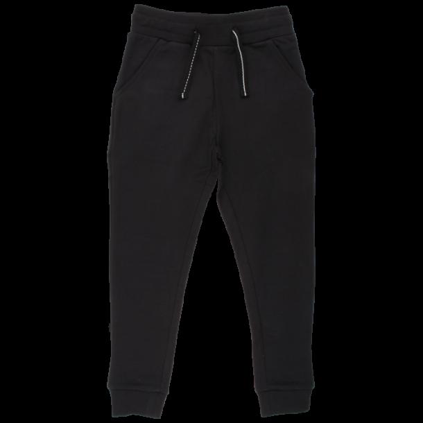 Nordic Label - schönes Basis Sweat Pants in schwarz