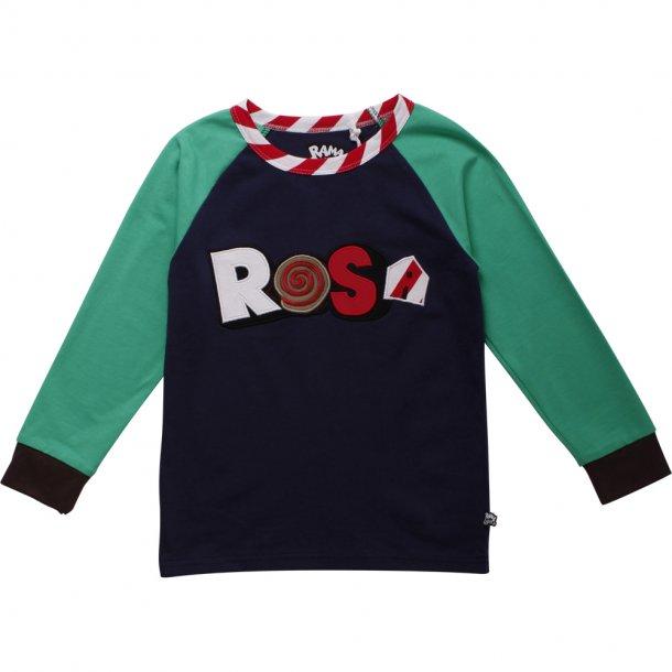 Ramasjang Kluns - Rosa Raglan Shirt
